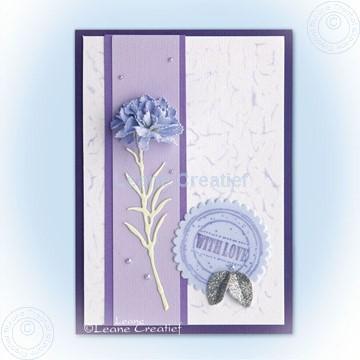Image de Multi die Carnation & Stamp
