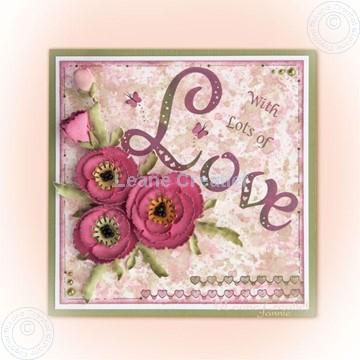 Image de Poppy Multi die & Clearstamp
