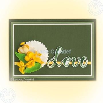 Image de Blossom using set 4 yellow