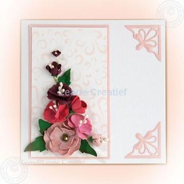 Image de Flower Foam set 5 flowers
