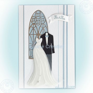 Picture of Dress & Suit and Churchwindow