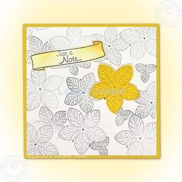 Bild von Hydrangea die and stamp