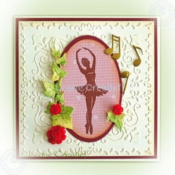 Image de Ballerina clearstamp