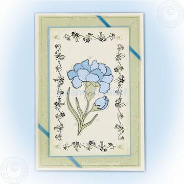 Bild von Doodle stamp Carnation