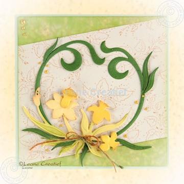 Bild von Daffodils & Swirls