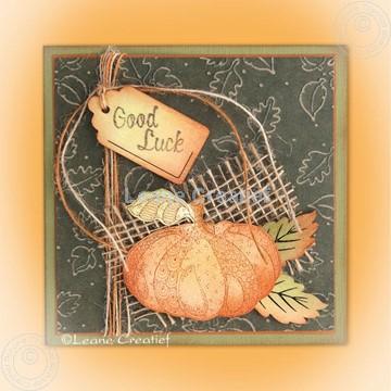 Afbeeldingen van Doodle stamp Pumpkin