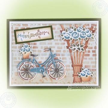 Afbeeldingen van Lea'bilitie Bicycle & Trellis
