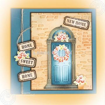 Afbeeldingen van Lea'bilitie Door & pebbles wall