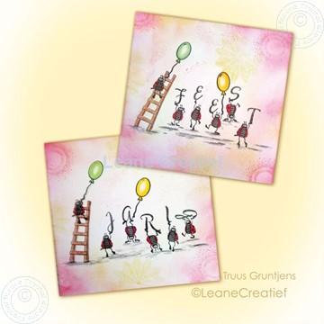 Bild von Combi Stamp Lady bugs