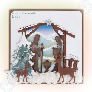 Bild von Nativity scene