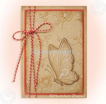 Bild von Doodle butterfly Stempel