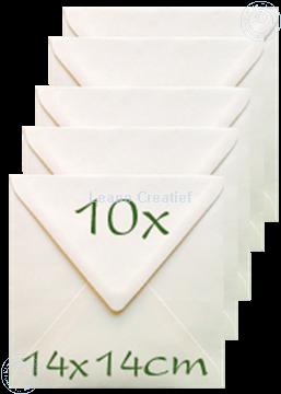 Picture of Envelopes 14x14cm cream