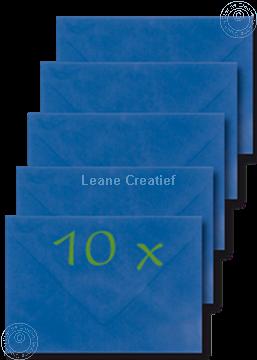 Bild von Briefumschläge 12x17,5cm dunkel blau