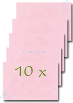 Picture of Envelopes 12x17,5cm pink