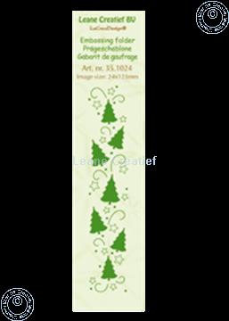Afbeeldingen van Border Christmas trees