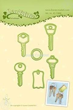 Bild von Car keys