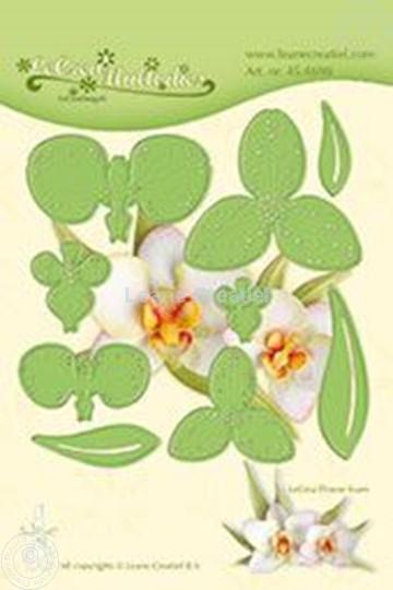 Image sur Lea'bilitie Multi die Flower 012 Orchid