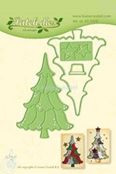 Bild von Lea'bilitie Patch die Christmas tree