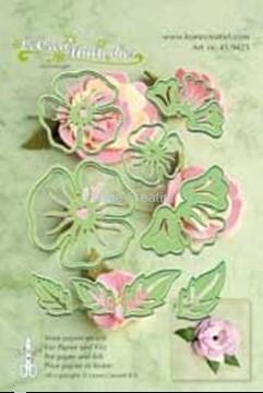 Afbeeldingen van Multi die flower 005