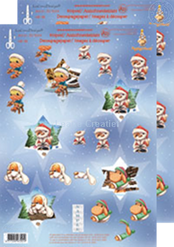 Afbeeldingen van Mylo kerstster 3D #38