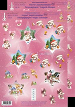 Afbeeldingen van Mylo kerstster 3D #39