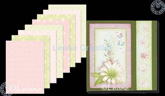 Image sur Design paper Spring flowers