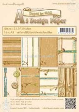 Picture of Design paper Men A5