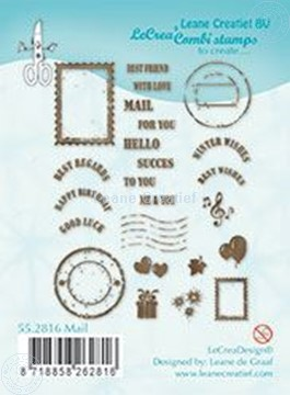 Picture of Combi stamp Mail