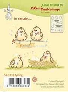 Image de Combi stamp Spring
