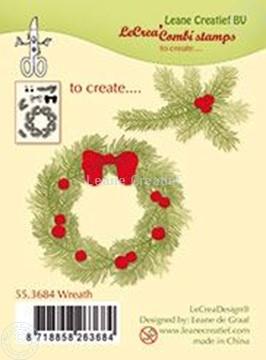 Bild von Combi stamp Wreath