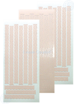 Picture of LeCreaDesign® Lace sticker skin