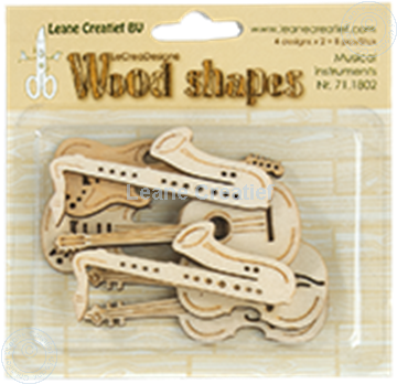Picture of Woodshapes Musical instruments