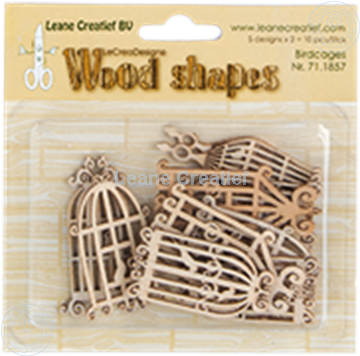 Image de Woodshapes birdcages