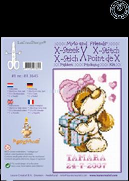 Afbeeldingen van Mylo & Friends® kruissteek borduur pakket #1