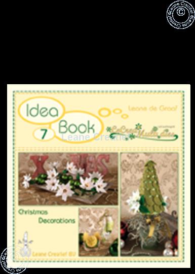 Afbeelding van Idea Book 7: Christmas decorations with Multi dies
