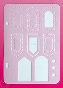 Image de LeCreaDesign® Pochoirs d'étiquettes