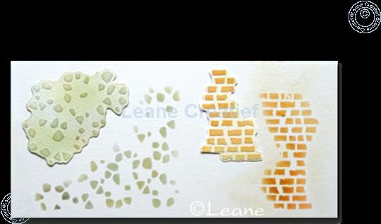 Afbeelding van Decorations 3: Stones&Wall