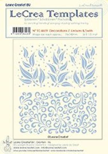 Bild von Decorations 7: Leaves & Swirls