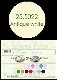 Image de la catégorie Flower foam feuilles