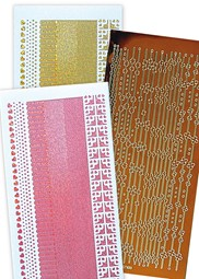 Image de la catégorie Sticker lignes