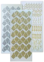 Image de la catégorie Sticker de Rosettes