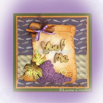Afbeeldingen van Die grapes / you & me