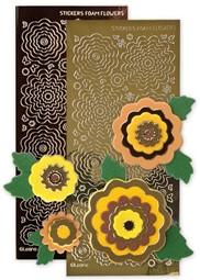 Afbeelding voor categorie Nested Flower Stickers