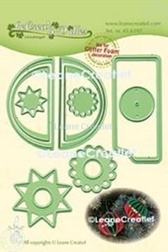 Picture of Lea'bilitie® Glitter Foam decoration Ornament(ball) smooth cutting die