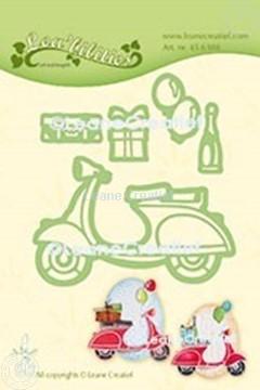 Image de Lea'bilitie® Scooter matrice pour découper & gaufrage