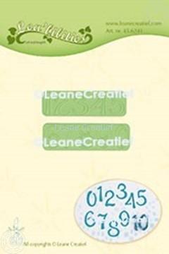 Image de Lea'bilitie® Chiffres matrice pour découper