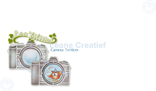 Picture of Lea'bilitie® Camera cut and embossing die