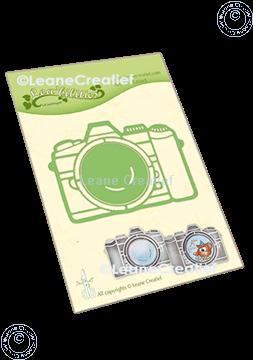 Bild von Lea'bilitie® Kamera Präge- und Schneideschablone
