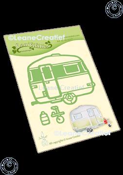 Image de Lea'bilitie® Caravane matrice pour découper & gaufrage