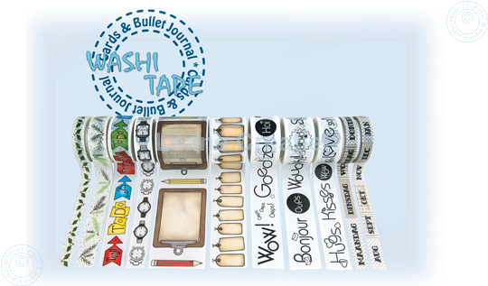 Bild von Washi tape dispenser